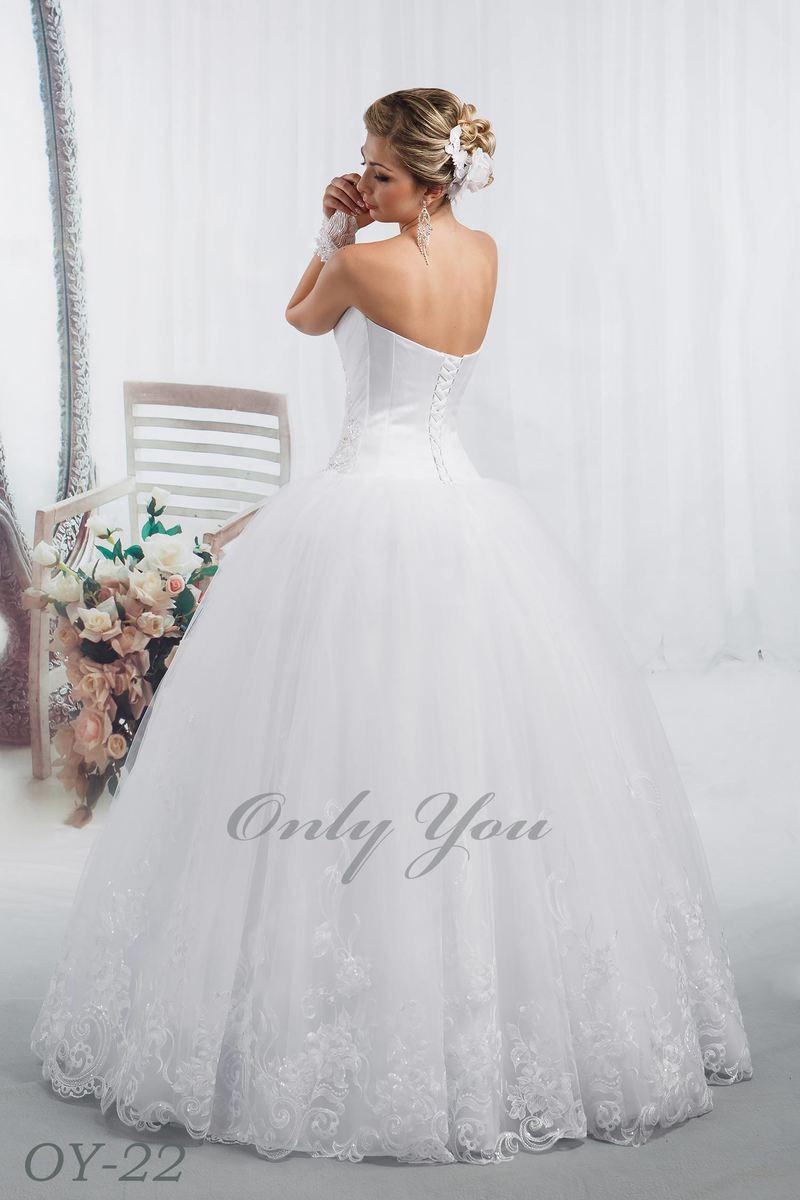 Свадебное платье Only You OY-22