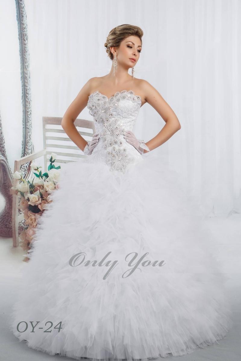 Свадебное платье Only You OY-24