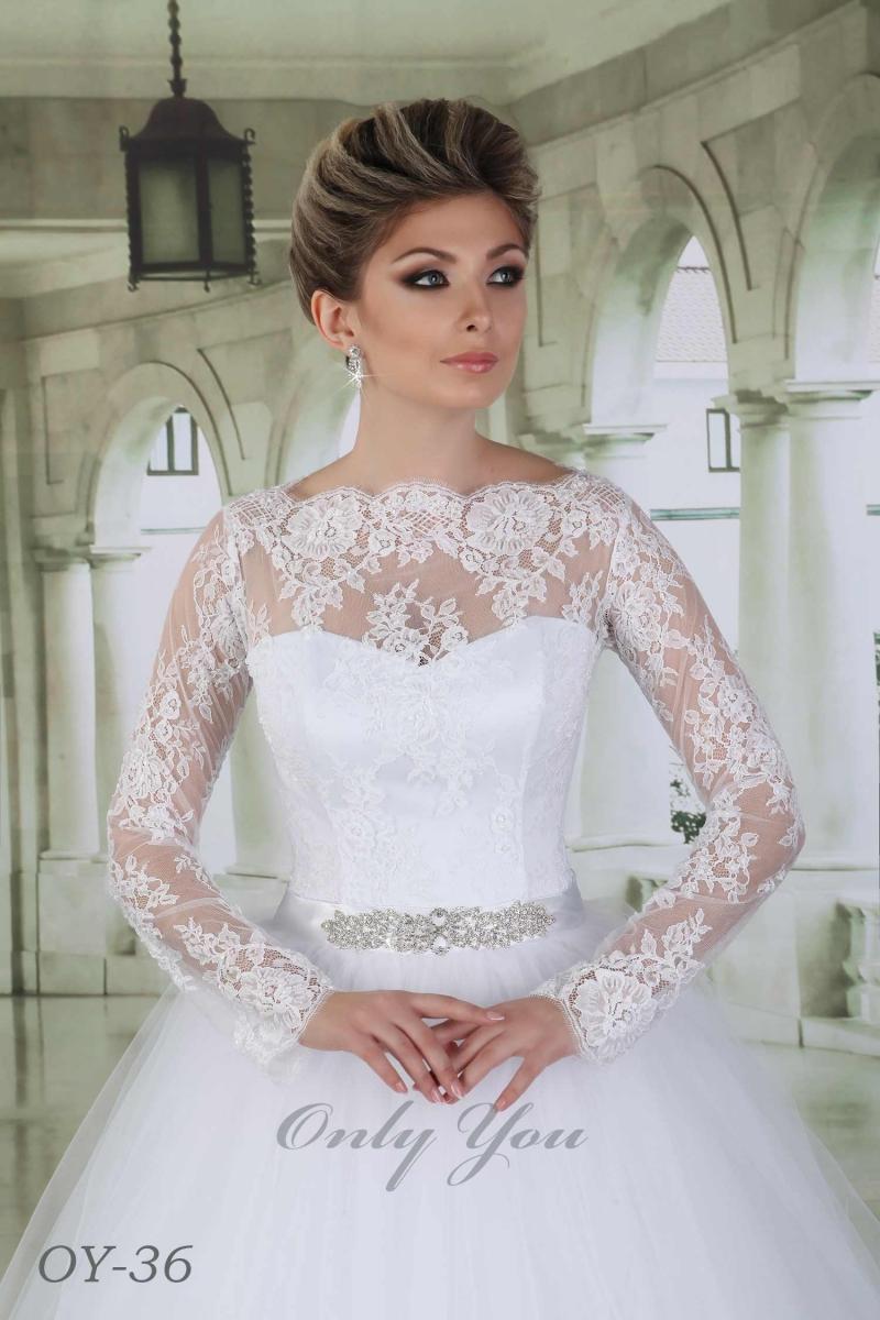 Свадебное платье Only You OY-36