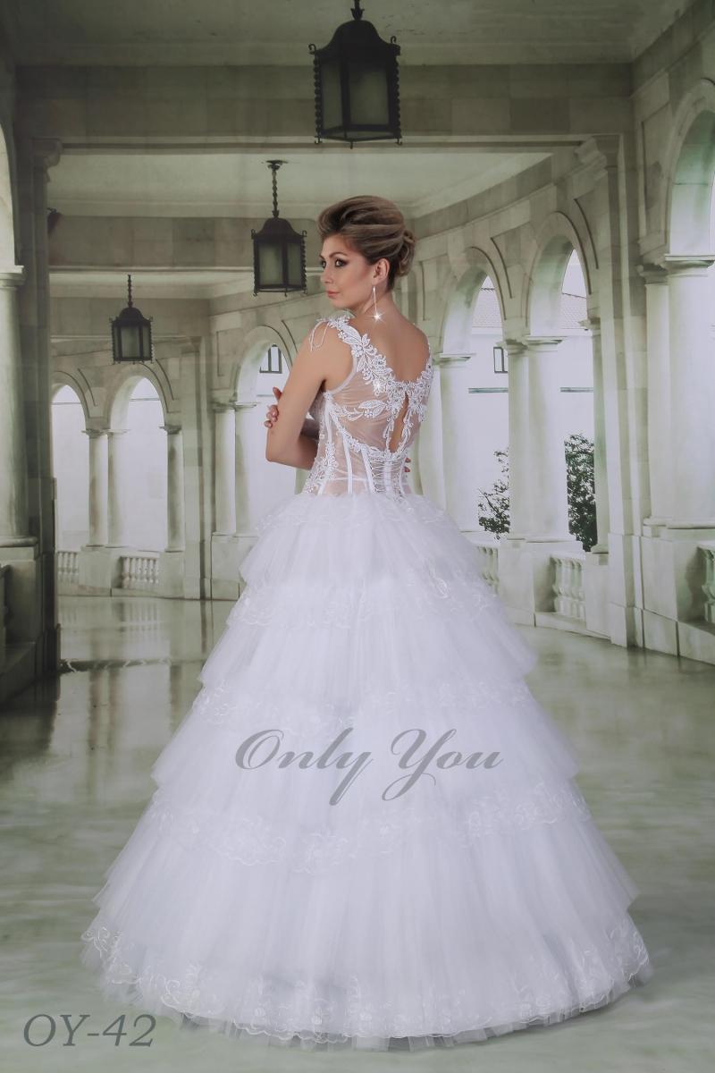 Свадебное платье Only You OY-42