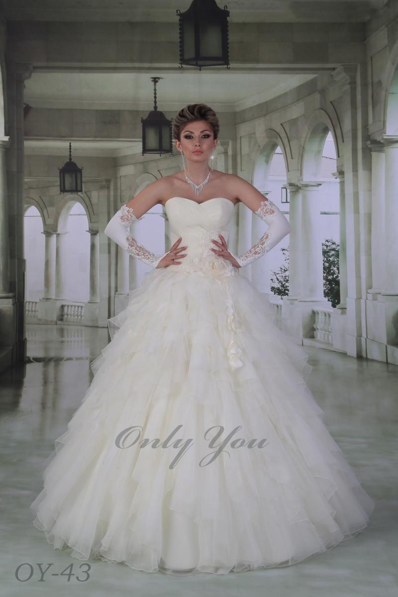 Свадебное платье Only You OY-43