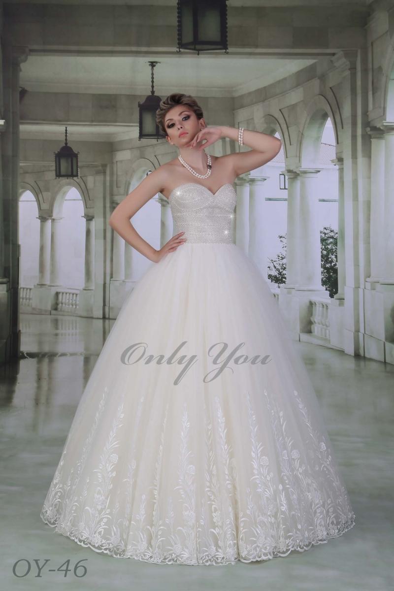 Свадебное платье Only You OY-46