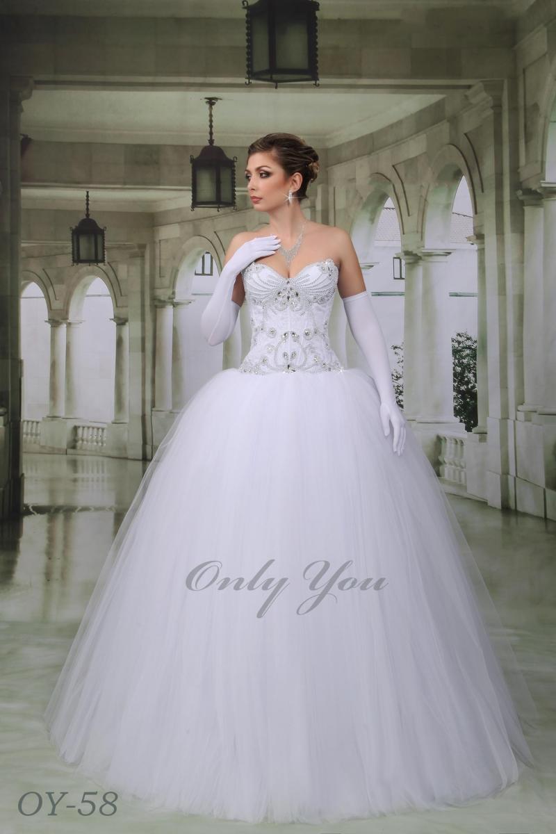 Свадебное платье Only You OY-58