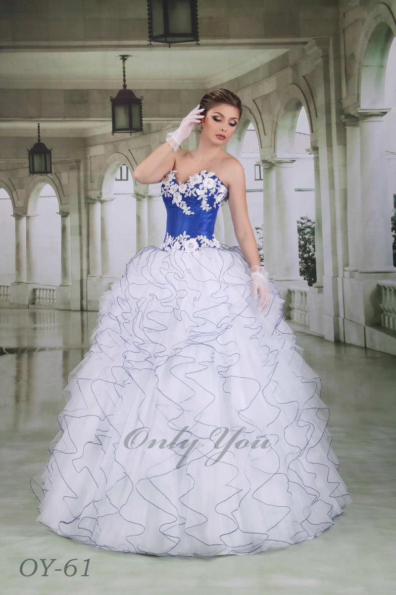 Свадебное платье Only You OY-61