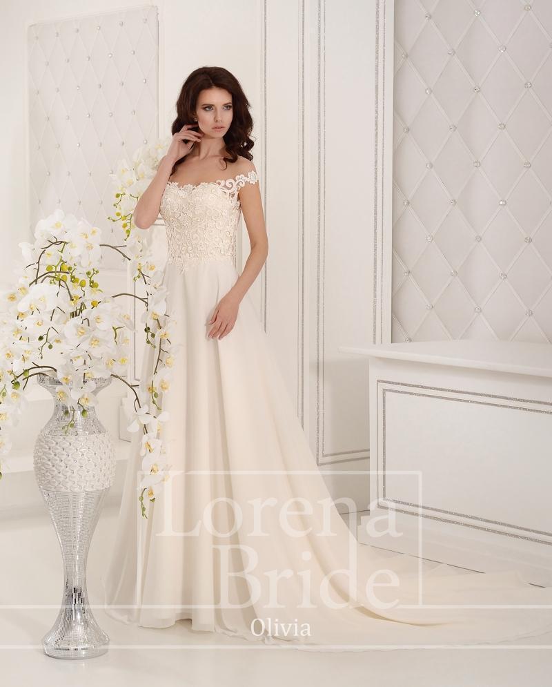 Свадебное платье Lorena Bride Olivia