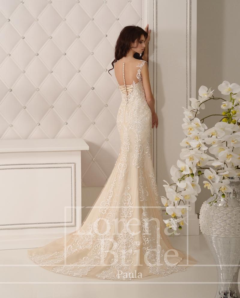 Свадебное платье Lorena Bride Paula