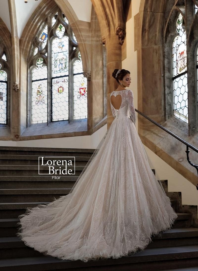 Свадебное платье Lorena Bride Pilar
