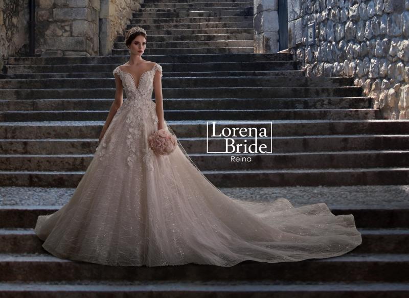 Свадебное платье Lorena Bride Reina