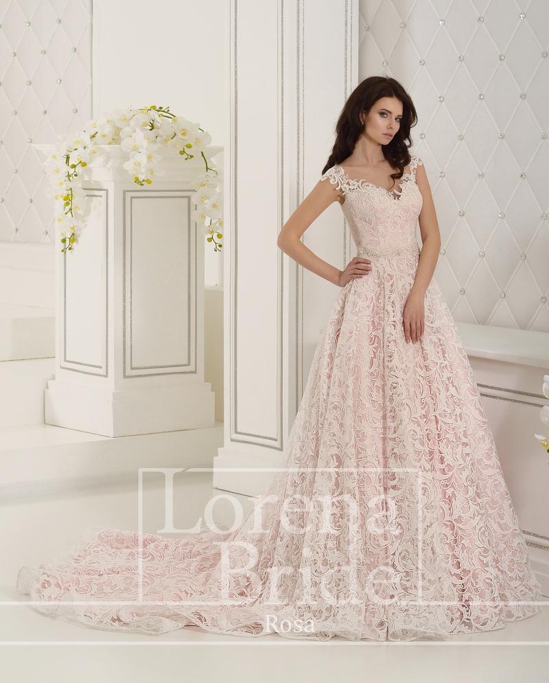 Brautkleid Lorena Bride Rosa