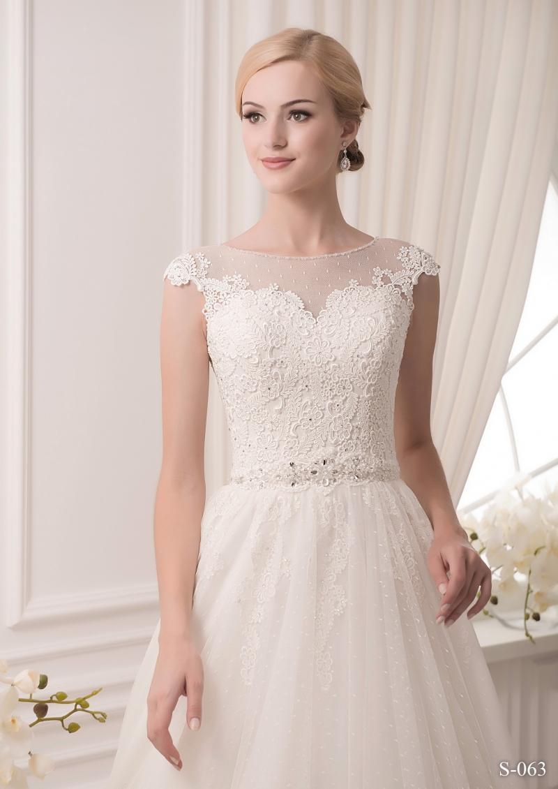 Свадебное платье Silviamo S-063