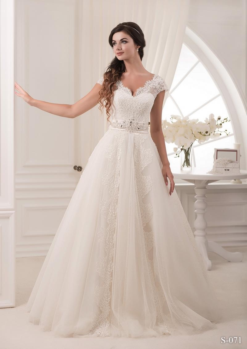 Brautkleid Silviamo S-071