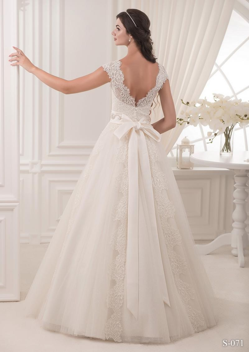 Свадебное платье Silviamo S-071
