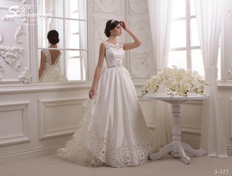 Свадебное платье Silviamo S-115