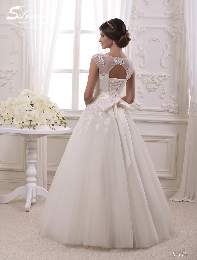 Свадебное платье Silviamo S-116