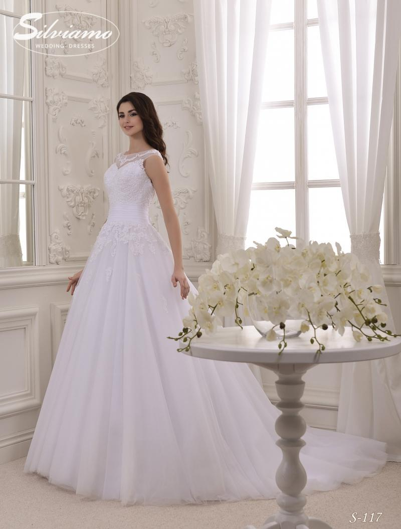 Wedding Dress Silviamo S-117