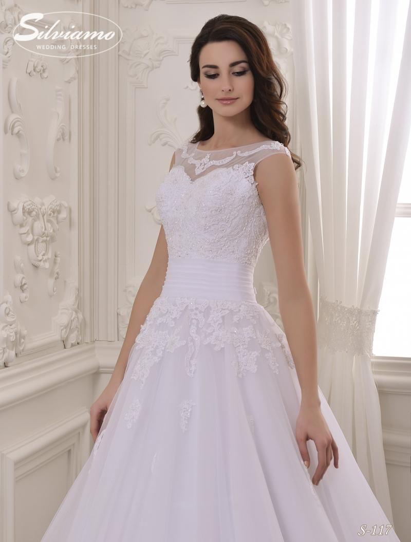 Свадебное платье Silviamo S-117