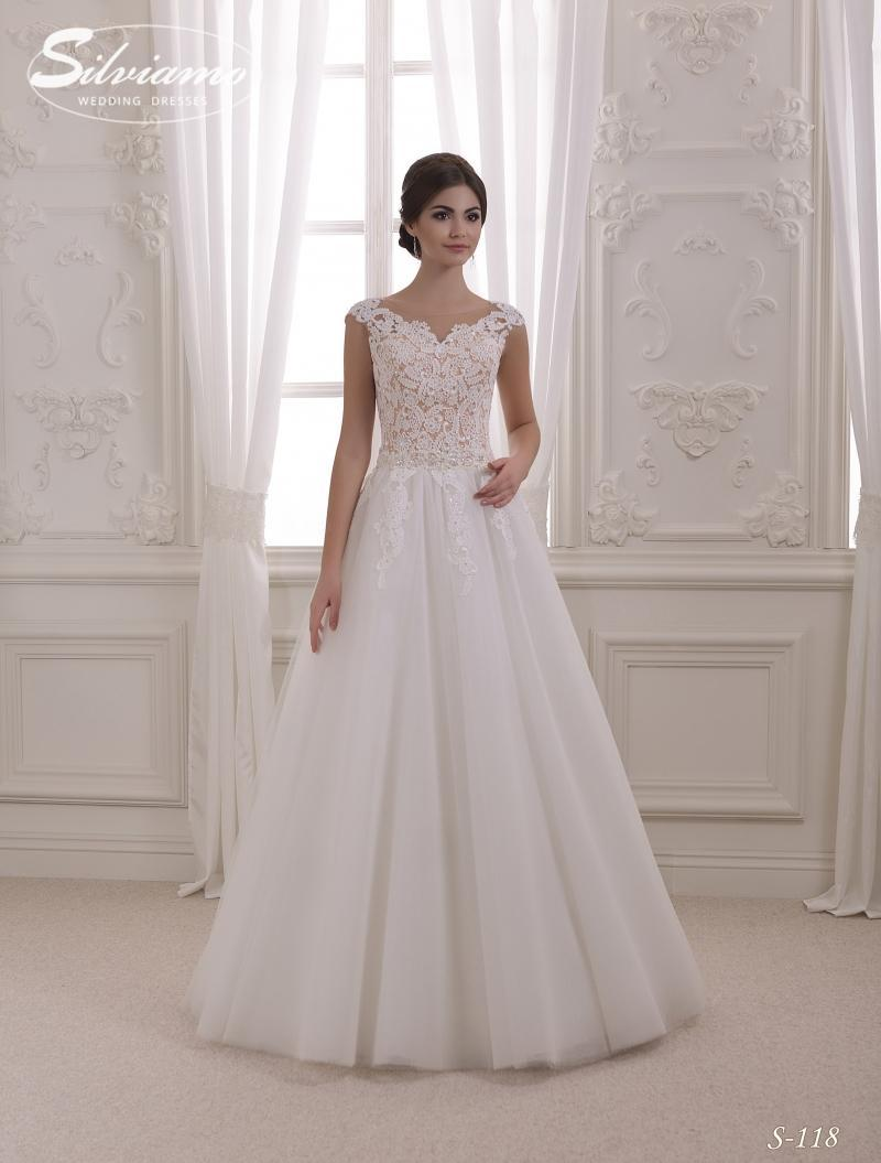 Wedding Dress Silviamo S-118