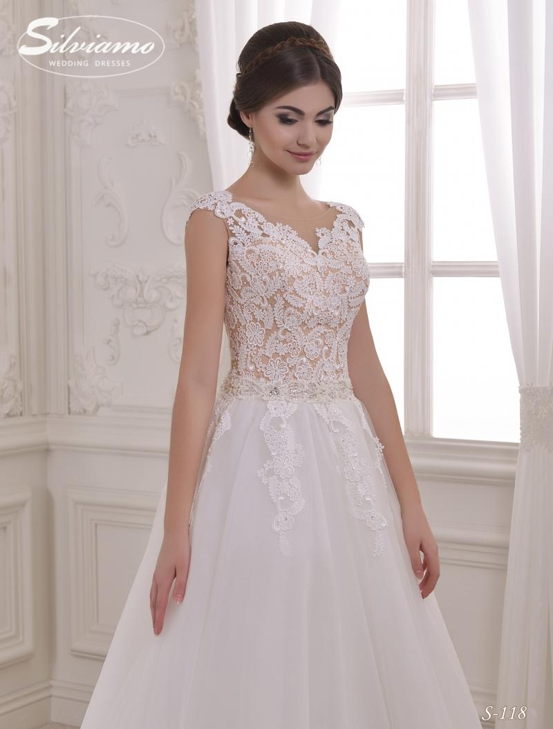 Свадебное платье Silviamo S-118