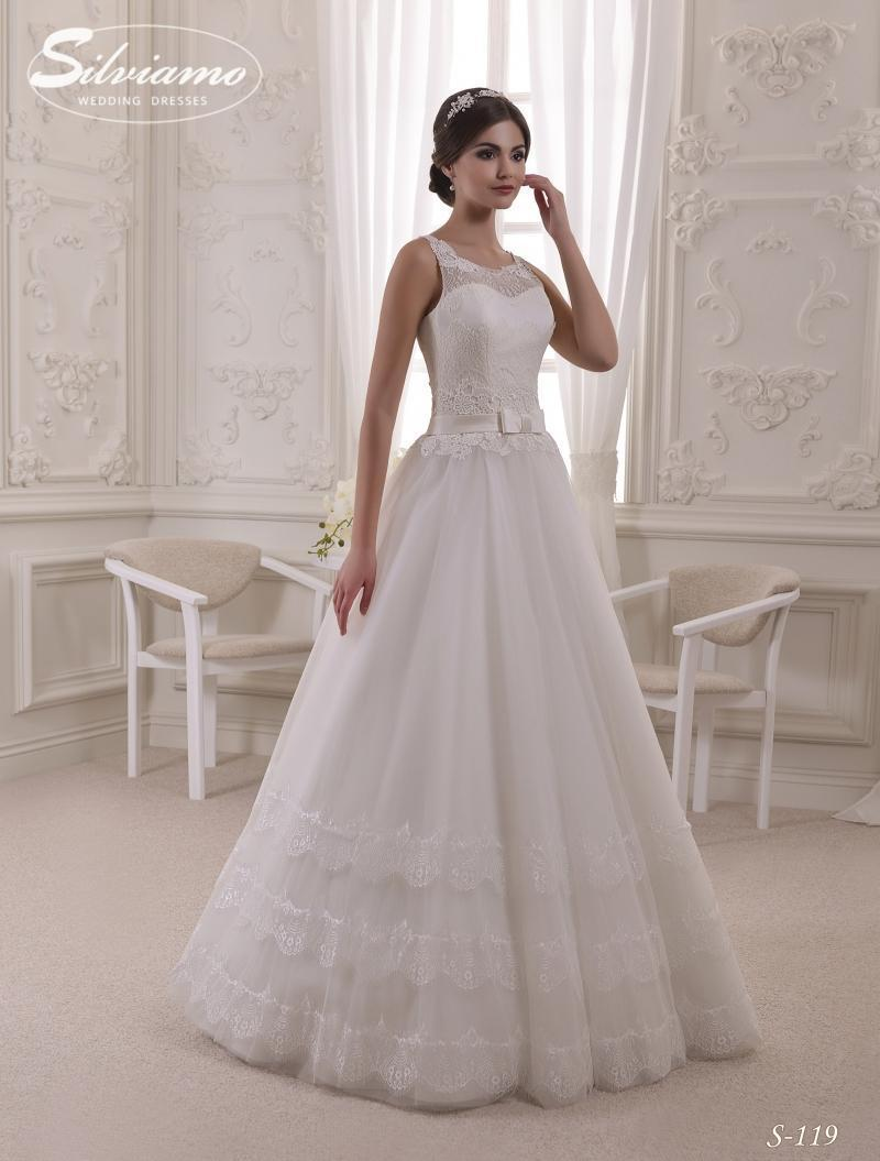 Wedding Dress Silviamo S-119