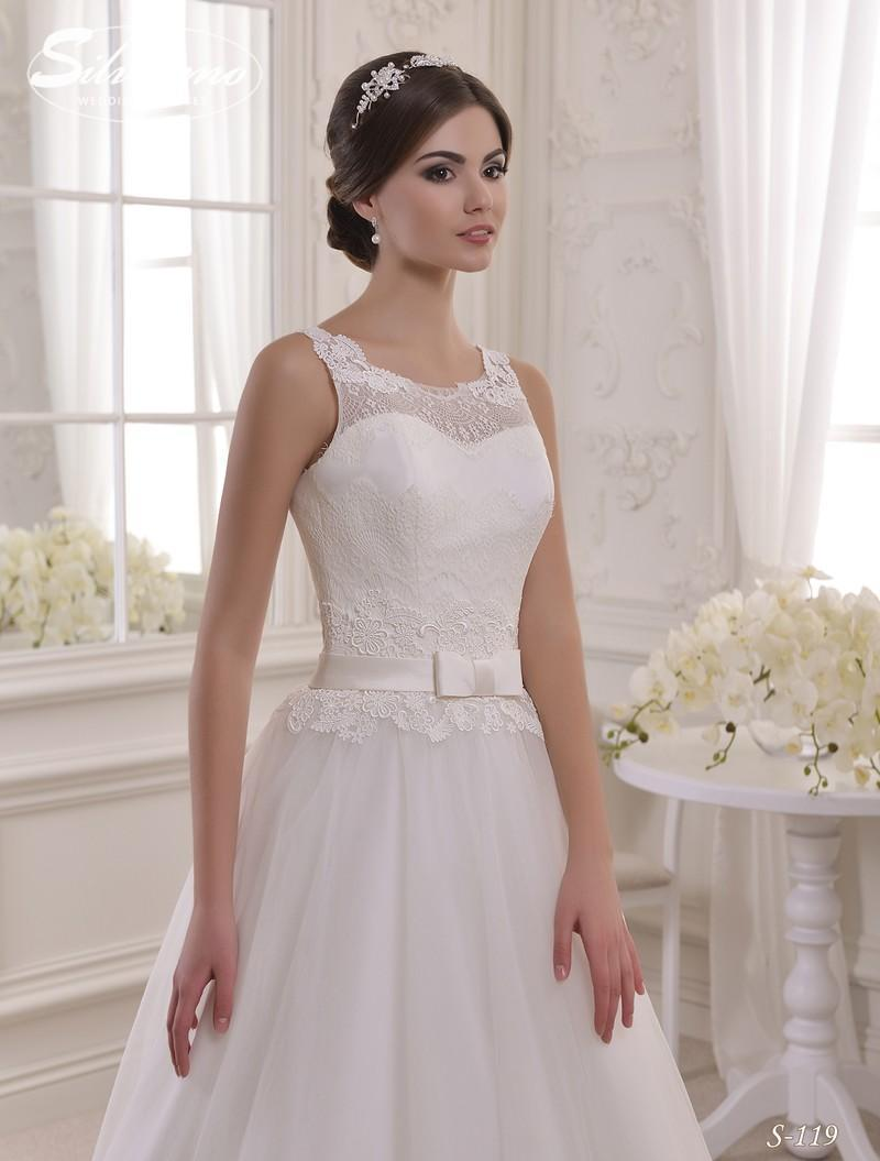 Свадебное платье Silviamo S-119