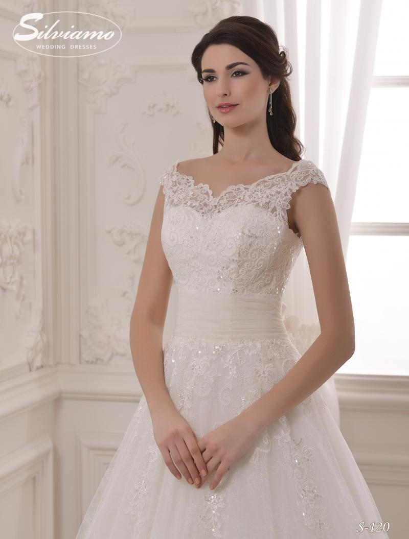 Свадебное платье Silviamo S-120