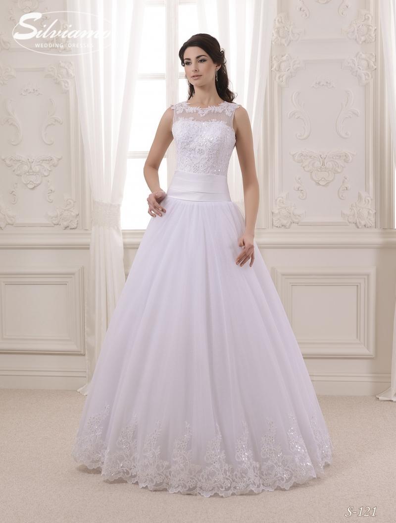 Свадебное платье Silviamo S-121
