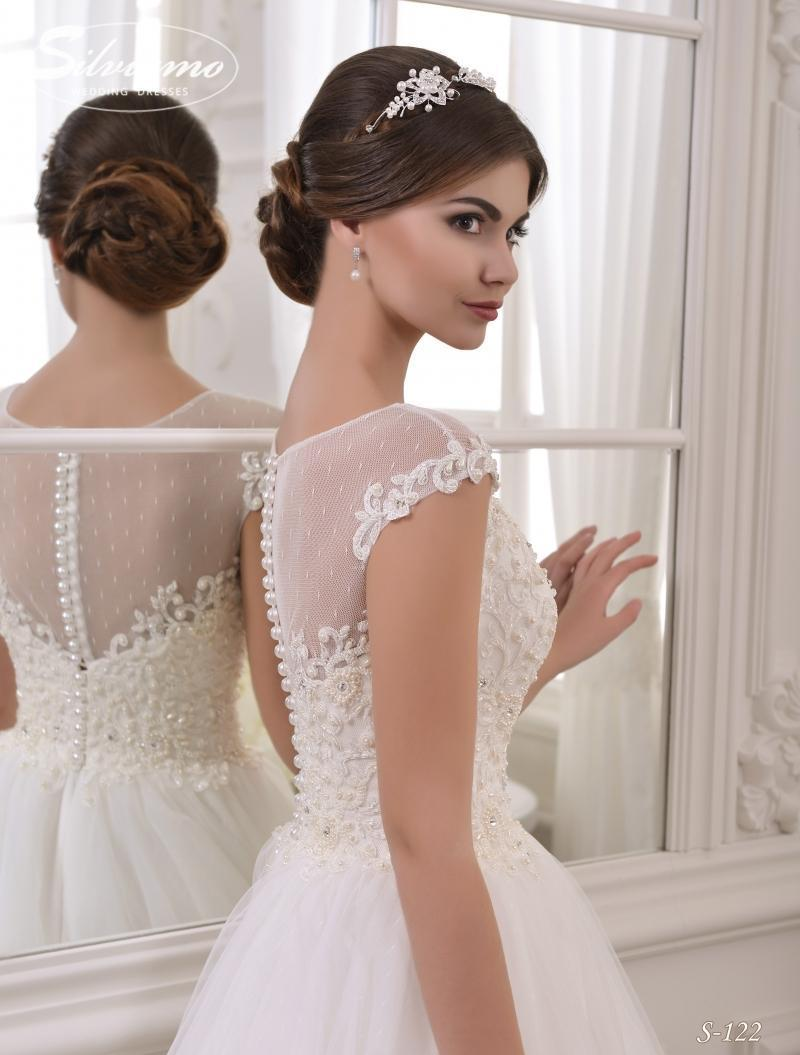 Свадебное платье Silviamo S-122