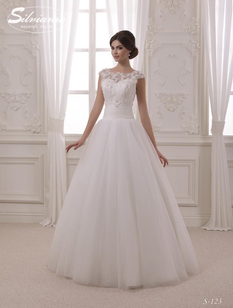 Wedding Dress Silviamo S-123