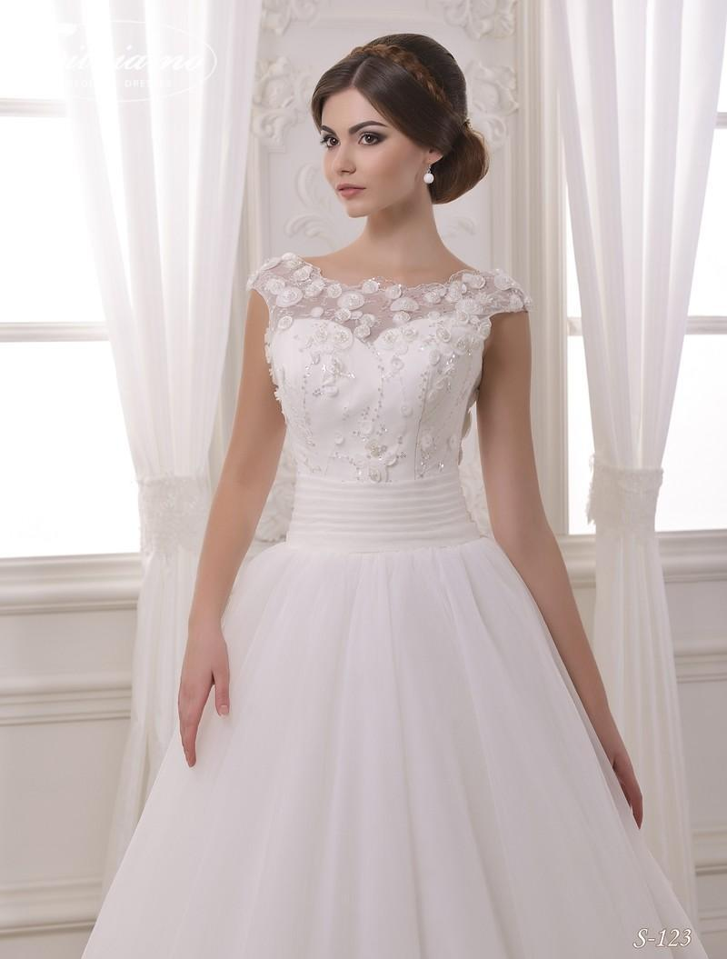 Свадебное платье Silviamo S-123