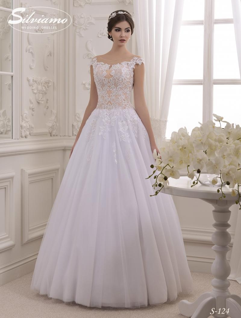 Wedding Dress Silviamo S-124