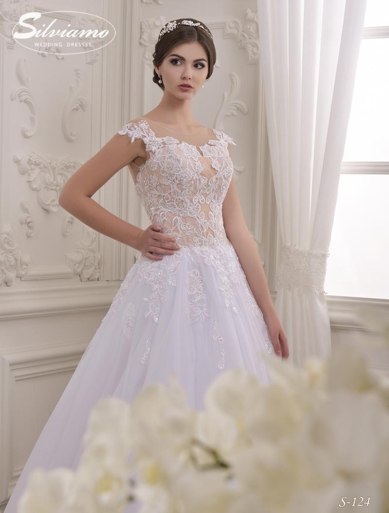 Свадебное платье Silviamo S-124