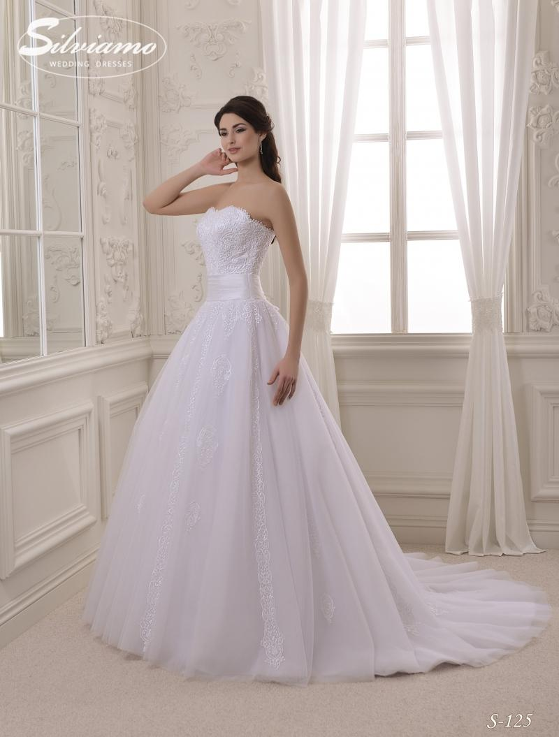 Свадебное платье Silviamo S-125
