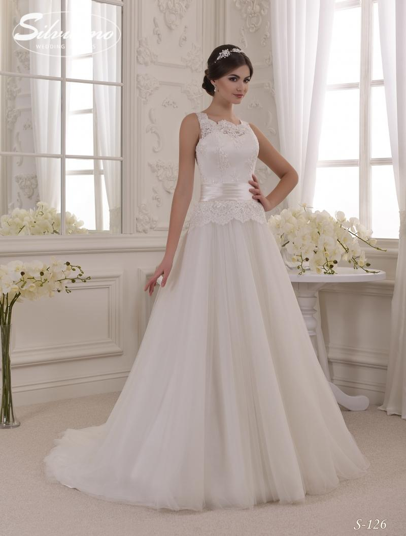Wedding Dress Silviamo S-126