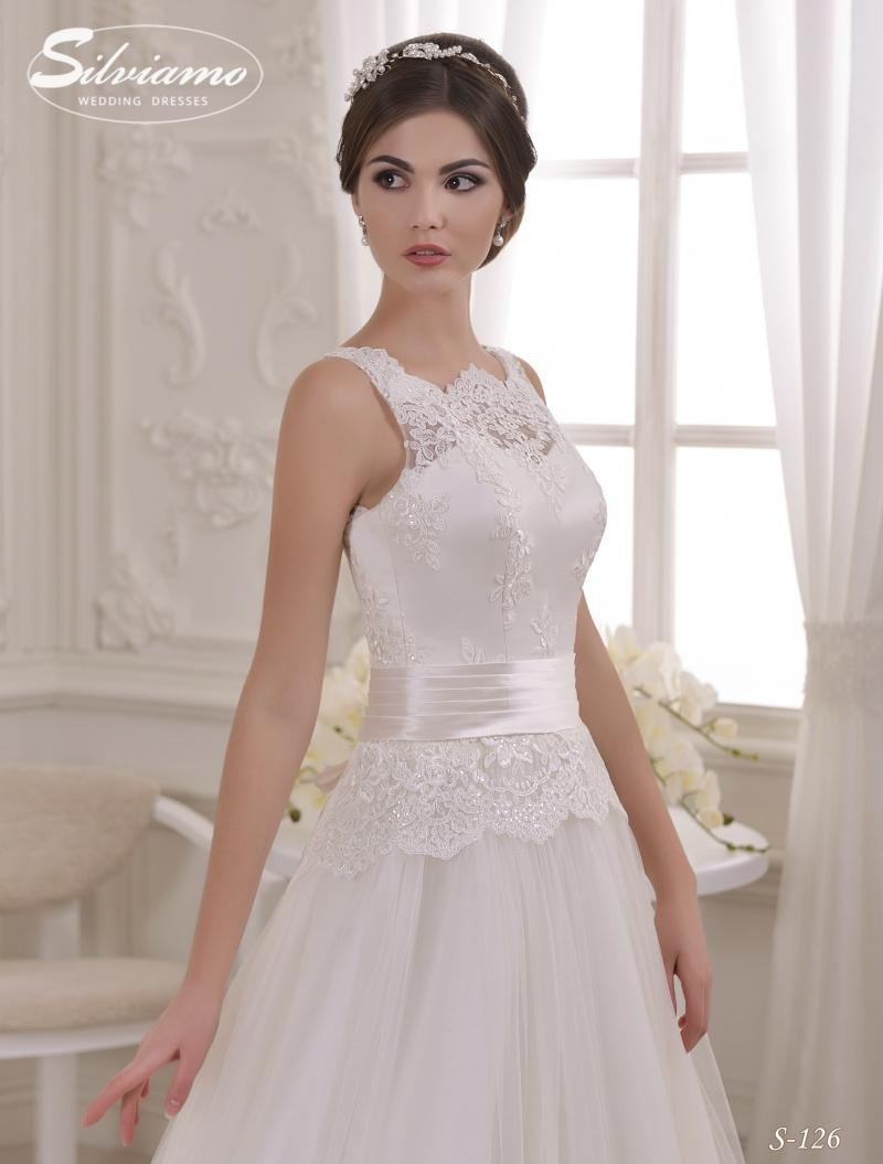 Свадебное платье Silviamo S-126
