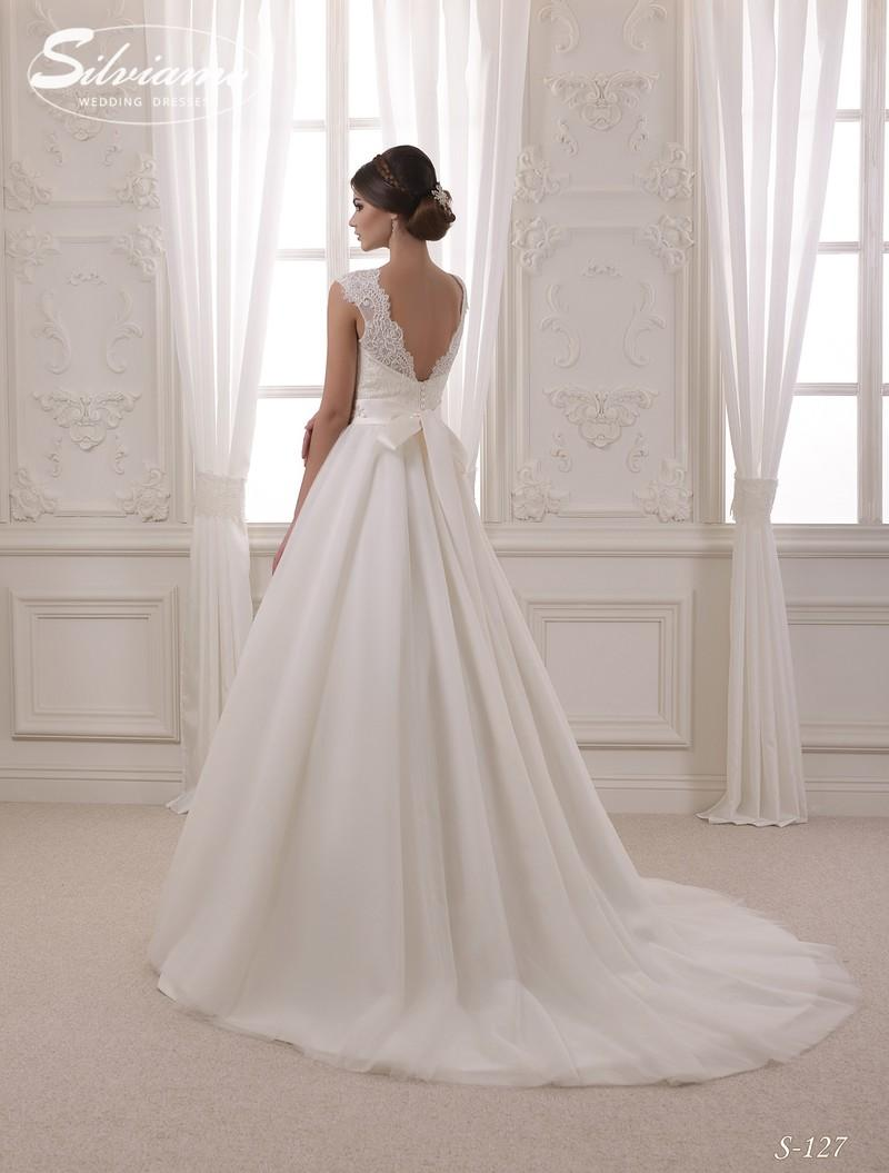 Свадебное платье Silviamo S-127