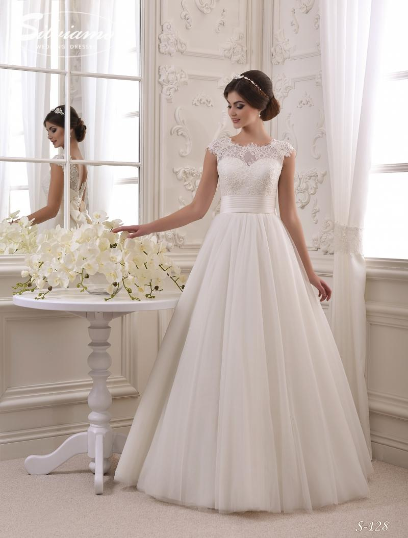 Wedding Dress Silviamo S-128
