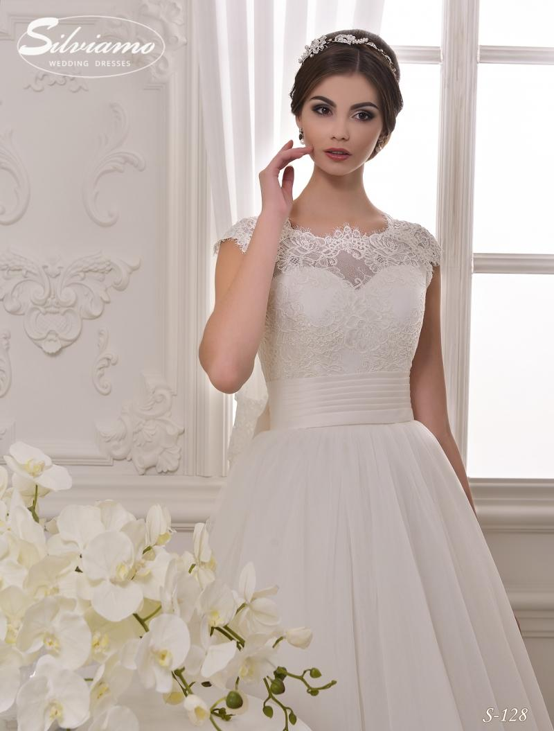 Свадебное платье Silviamo S-128