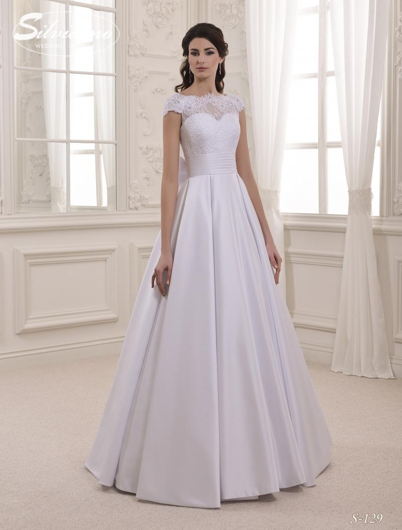 Wedding Dress Silviamo S-129
