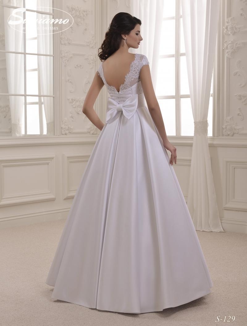 Свадебное платье Silviamo S-129