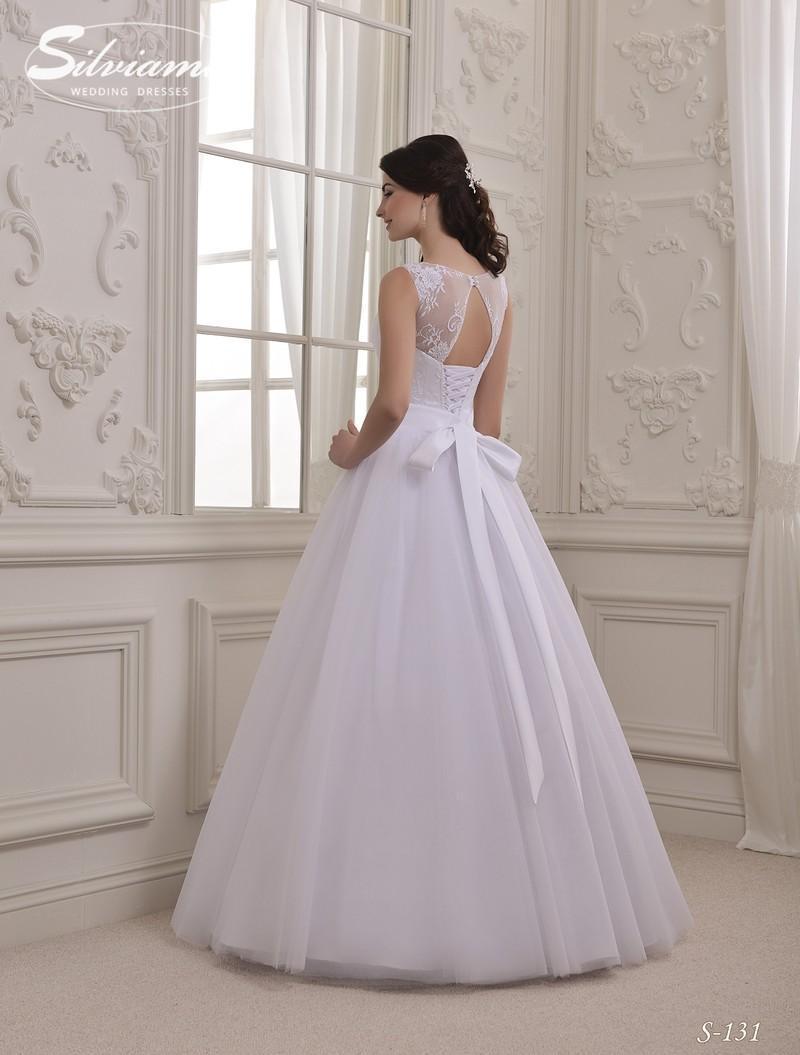 Свадебное платье Silviamo S-131