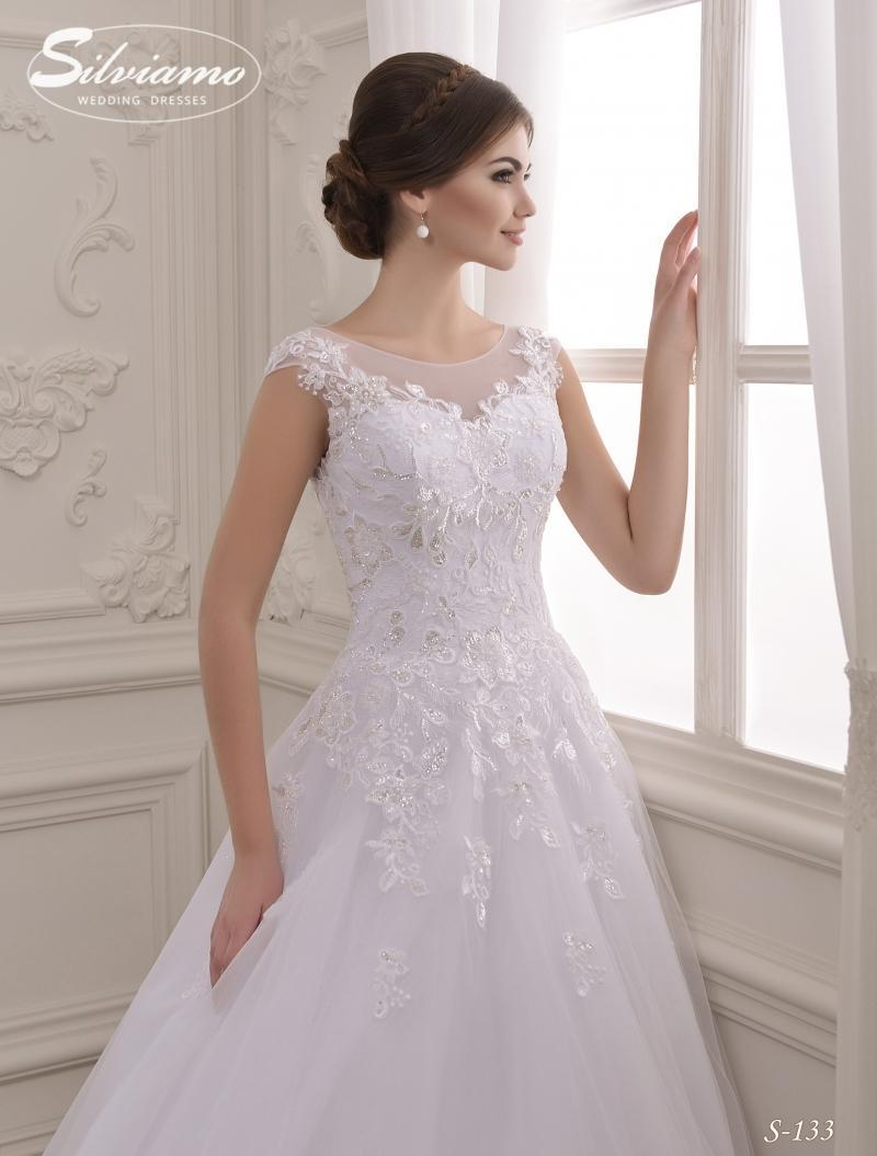 Свадебное платье Silviamo S-133