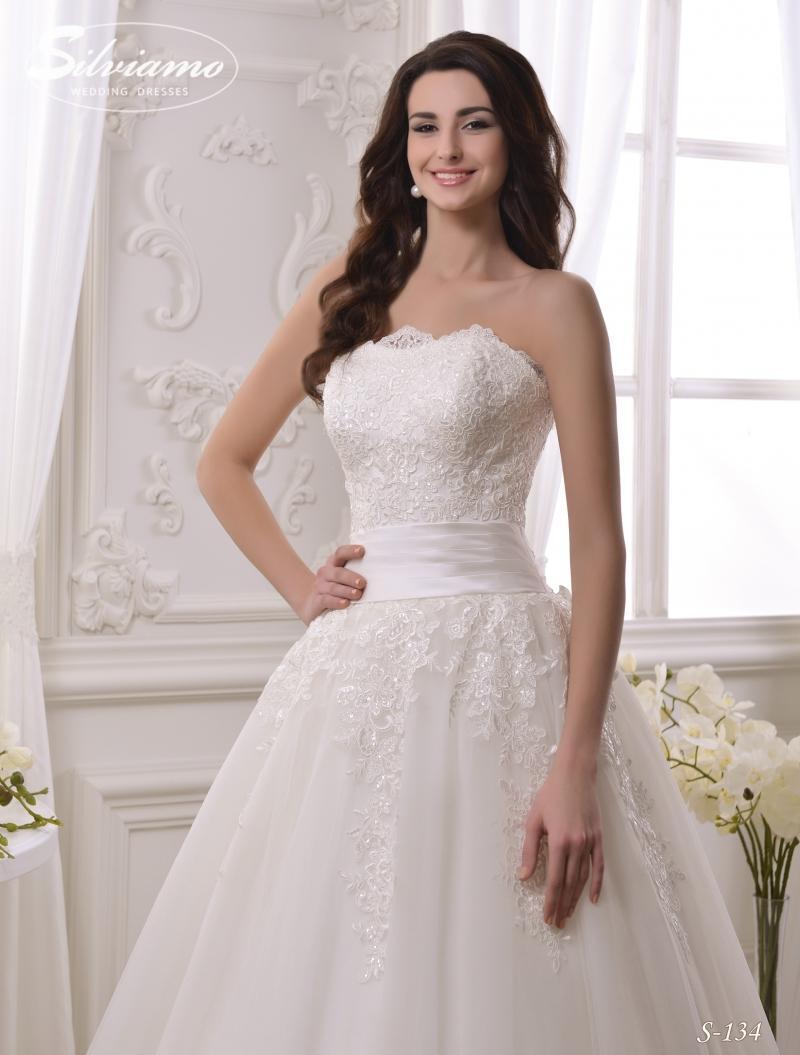 Свадебное платье Silviamo S-134