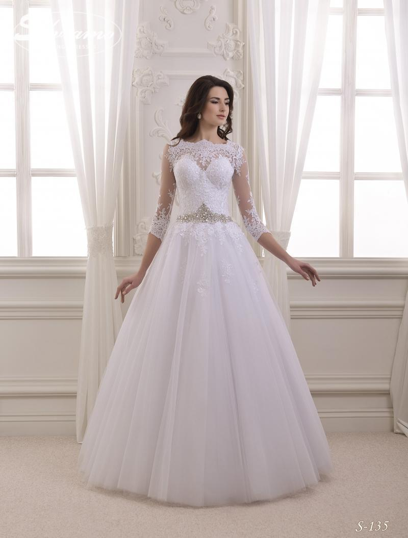 Wedding Dress Silviamo S-135