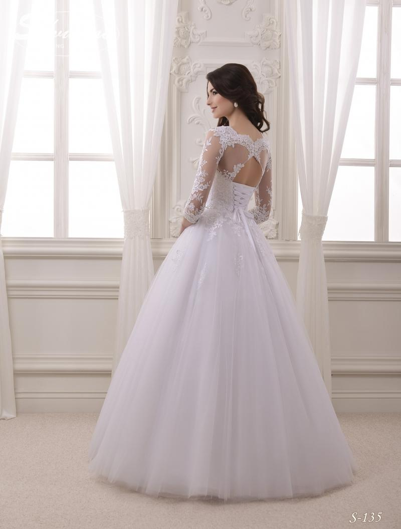 Свадебное платье Silviamo S-135