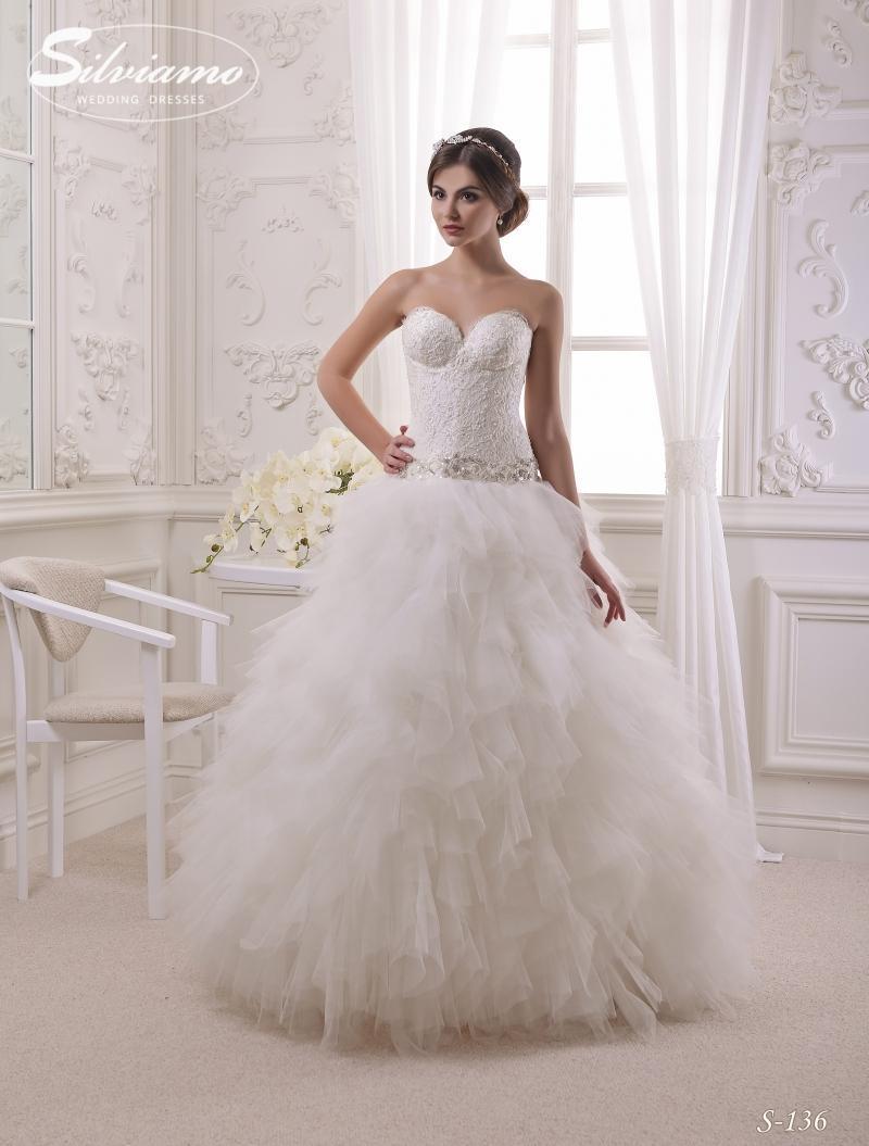 Свадебное платье Silviamo S-136