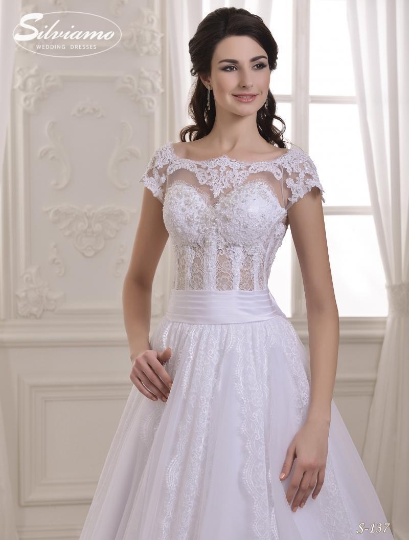 Свадебное платье Silviamo S-137