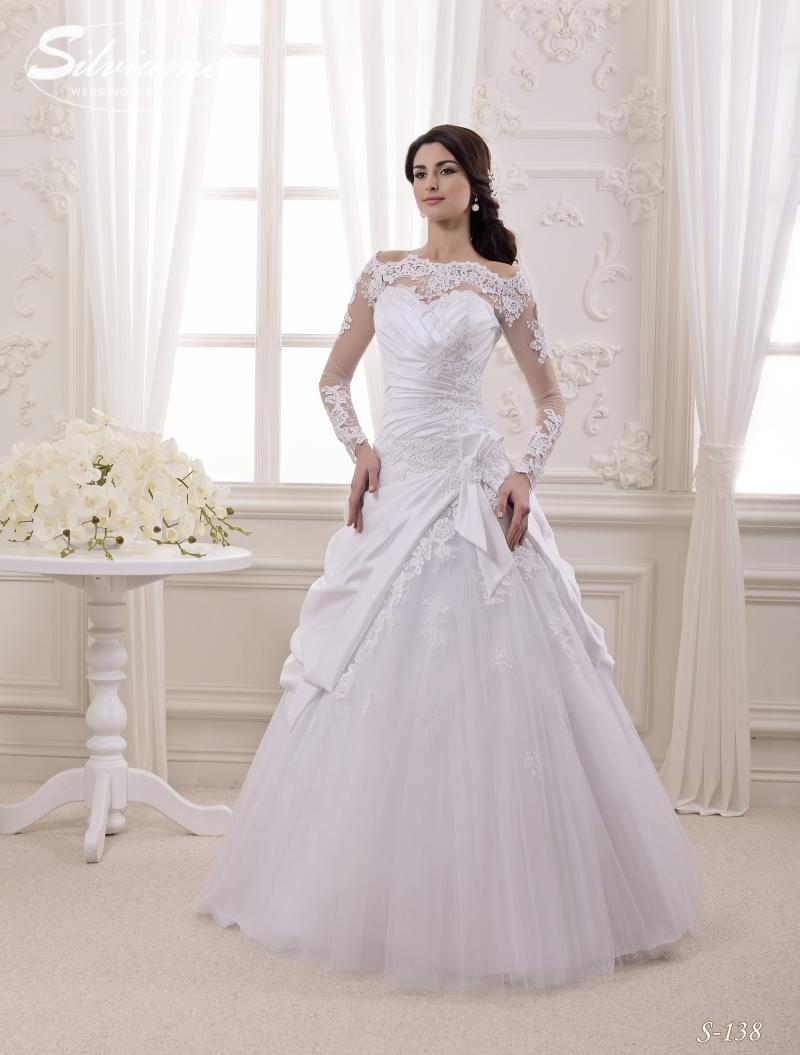 Wedding Dress Silviamo S-138