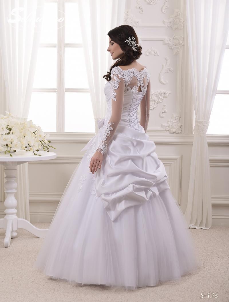 Свадебное платье Silviamo S-138