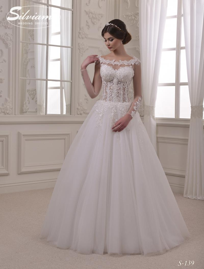 Wedding Dress Silviamo S-139