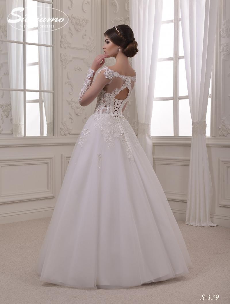 Свадебное платье Silviamo S-139